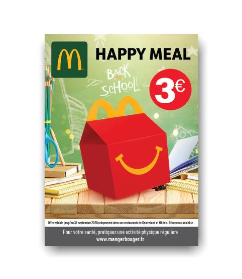 Communication McDonald's Guadeloupe