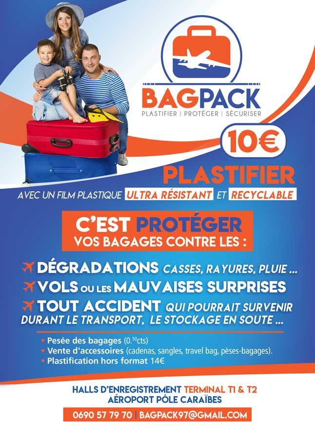 Exodia : Flyers Bag Pack