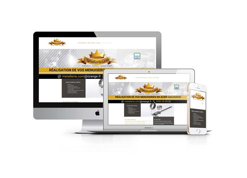 creation site web guadeloupe