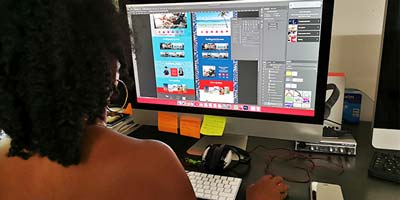 Création de site web Guadeloupe